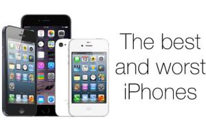 Chiếc iPhone nào là tốt nhất
